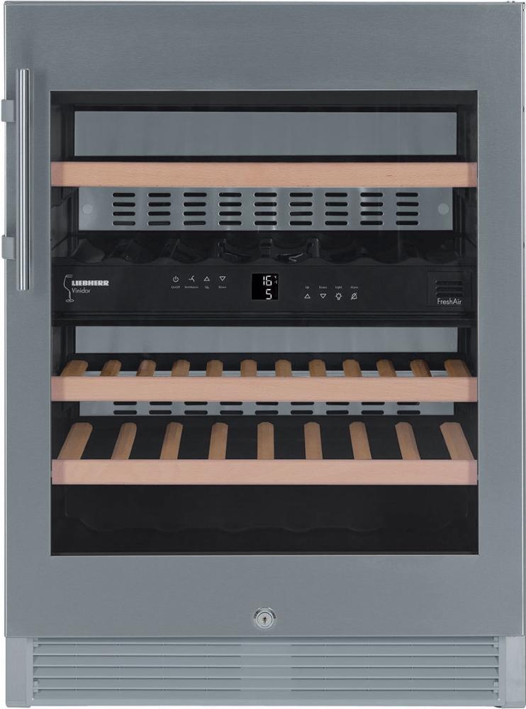 Винный шкаф LIEBHERR WTes1672 Vinidor - 4