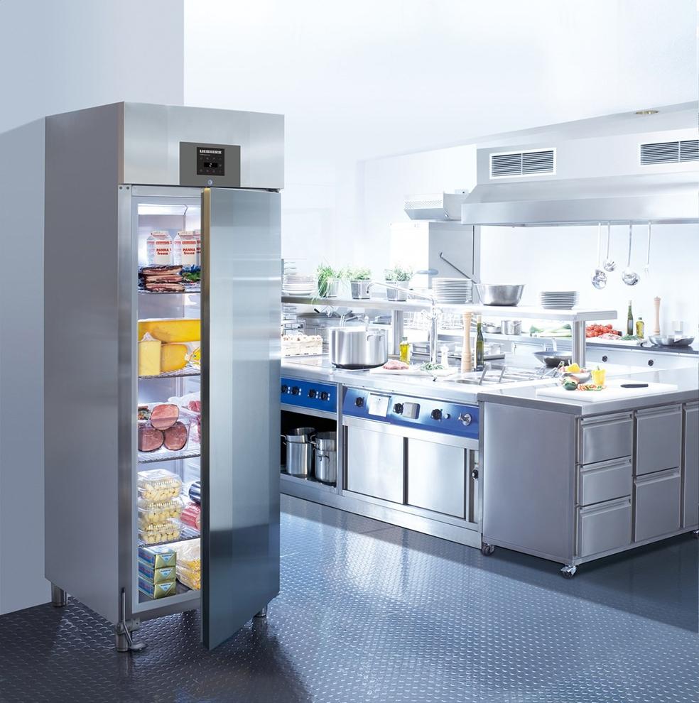 Холодильный шкаф LIEBHERRGKPv 6590 ProfiPremiumline - 5