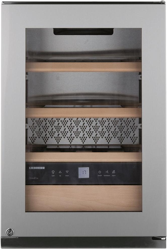 Винный шкаф LIEBHERR WKes653 Grand Cru - 4