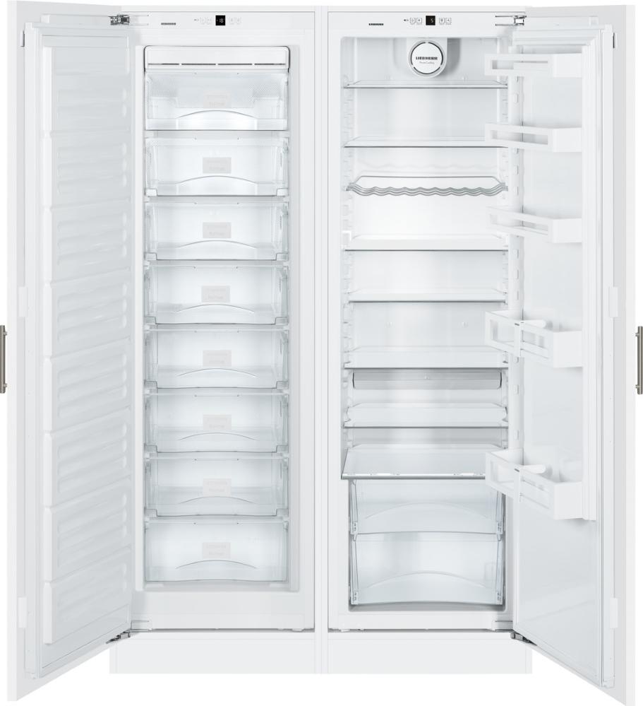 Встраиваемый холодильник LIEBHERR SBS 70I2 Comfort NoFrost - 2