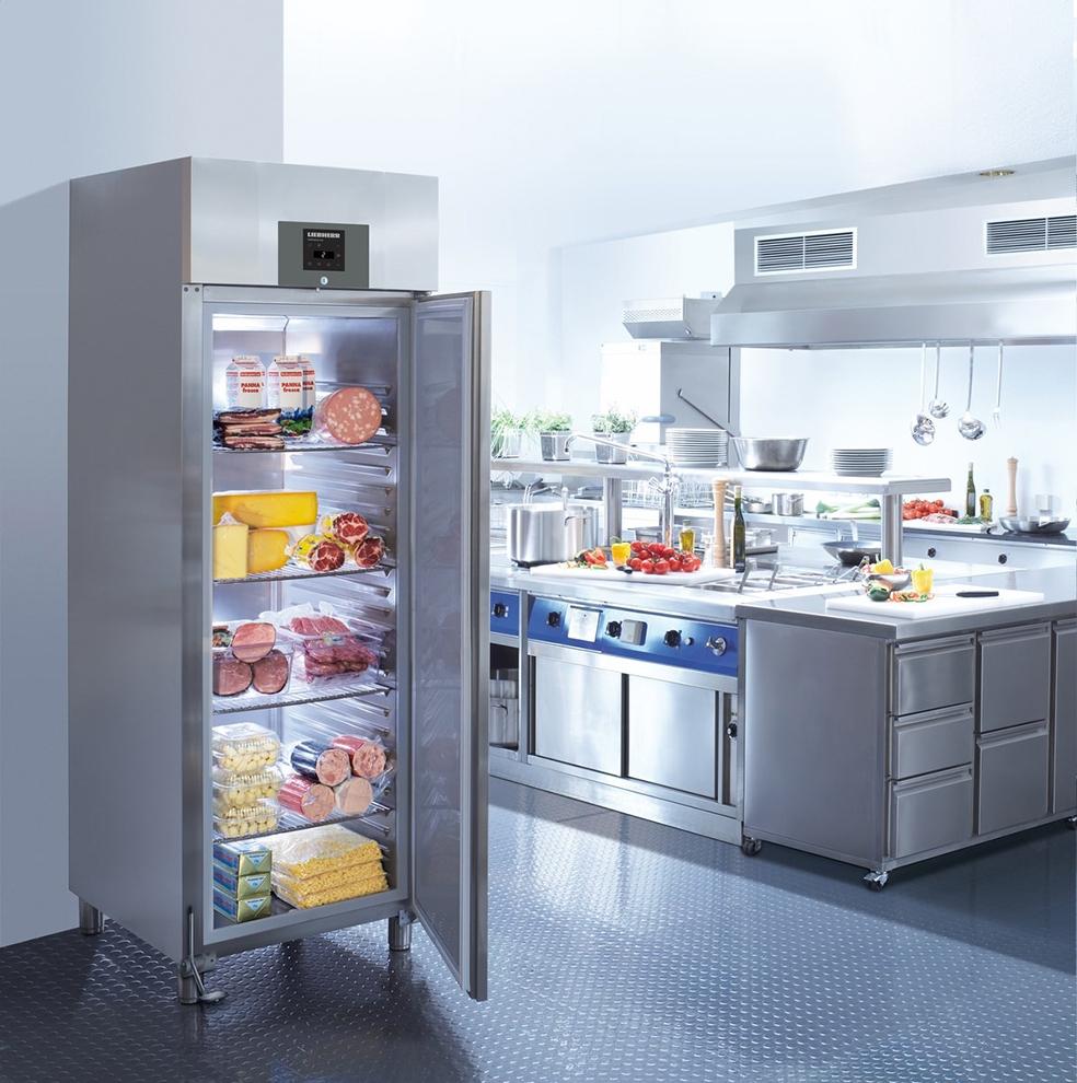 Холодильный шкаф LIEBHERRGKPv 6590 ProfiPremiumline - 4