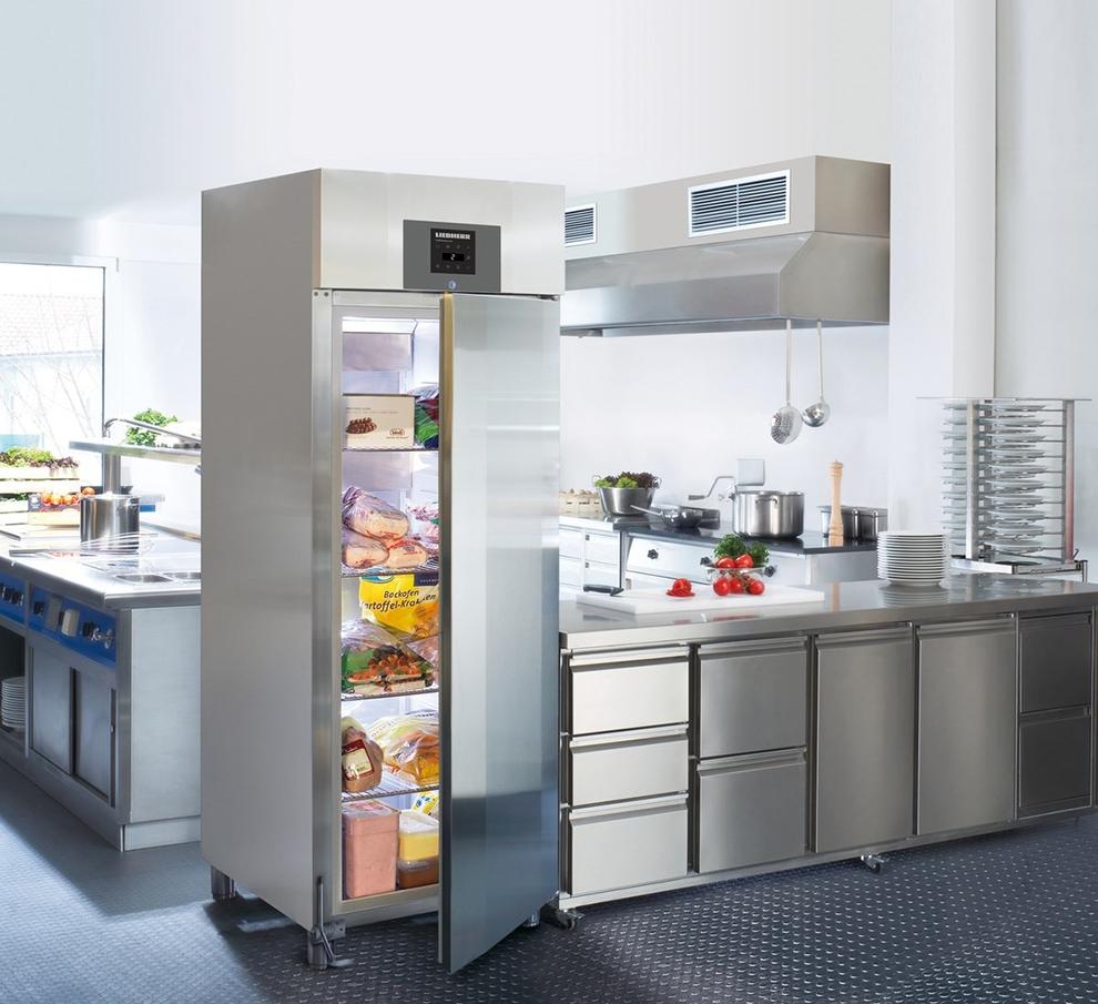 Холодильный шкаф LIEBHERRGKPv 6590 ProfiPremiumline - 6