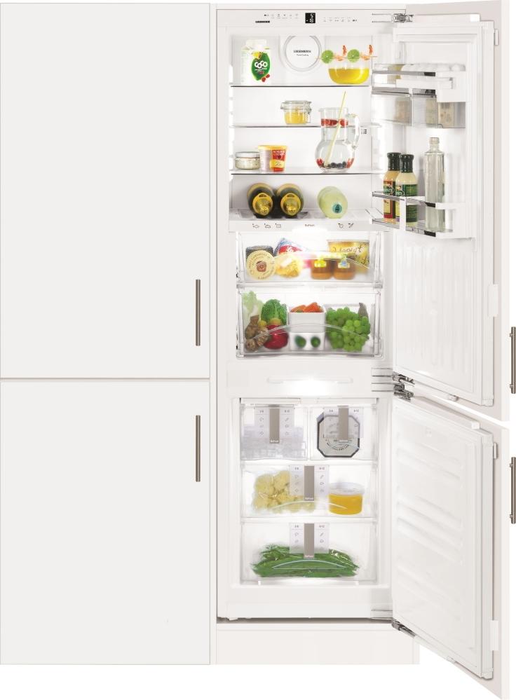 Встраиваемый холодильник LIEBHERR SBS 66I3 Premium BioFresh NoFrost - 1