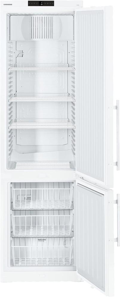Комбинированный шкаф LIEBHERRGCv 4010 - 5