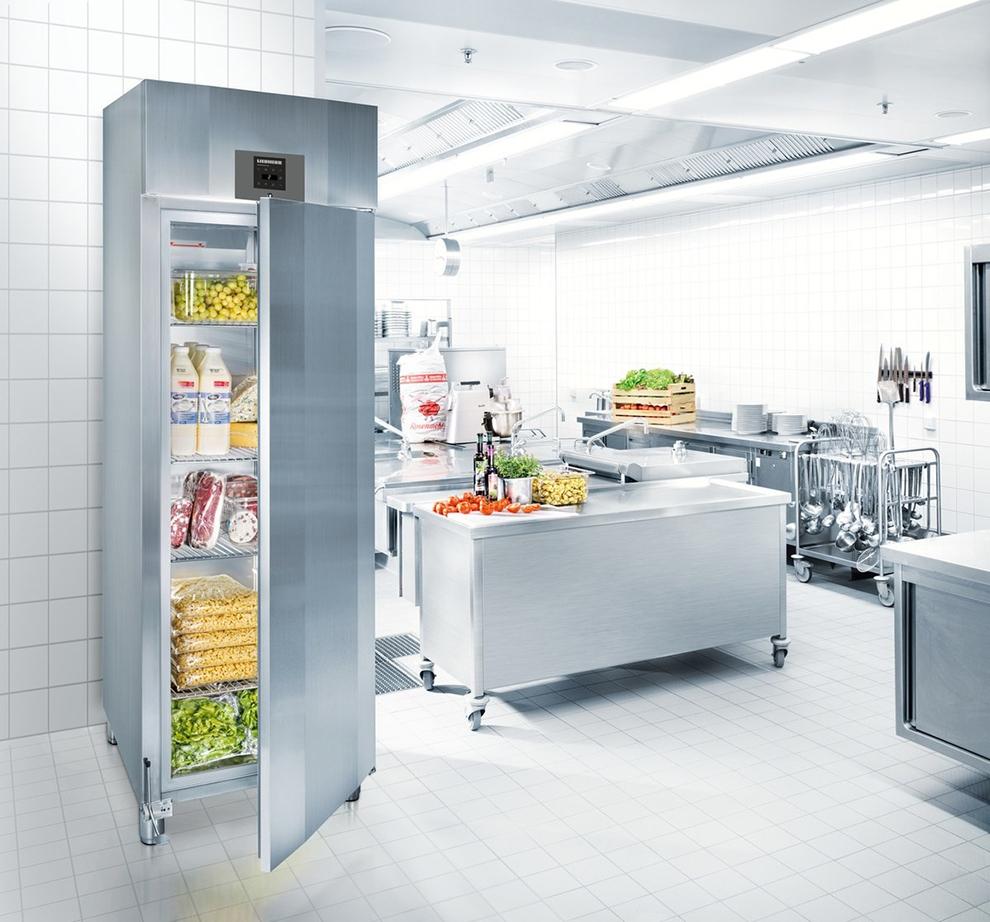 Холодильный шкаф LIEBHERRGKPv 6590 ProfiPremiumline - 8