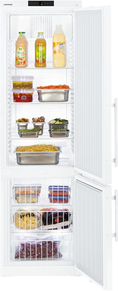 Комбинированный шкаф LIEBHERRGCv 4010 - 2