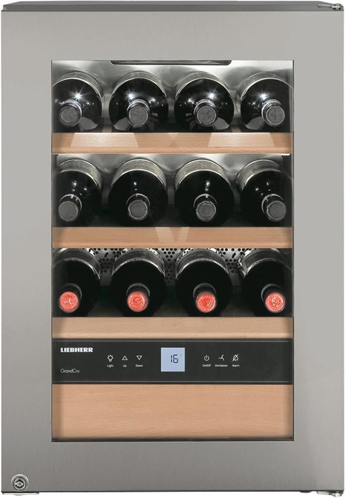 Винный шкаф LIEBHERR WKes653 Grand Cru - 3