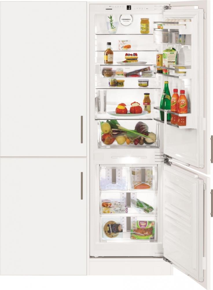 Встраиваемый холодильник LIEBHERR SBS 66I2 Premium NoFrost - 2