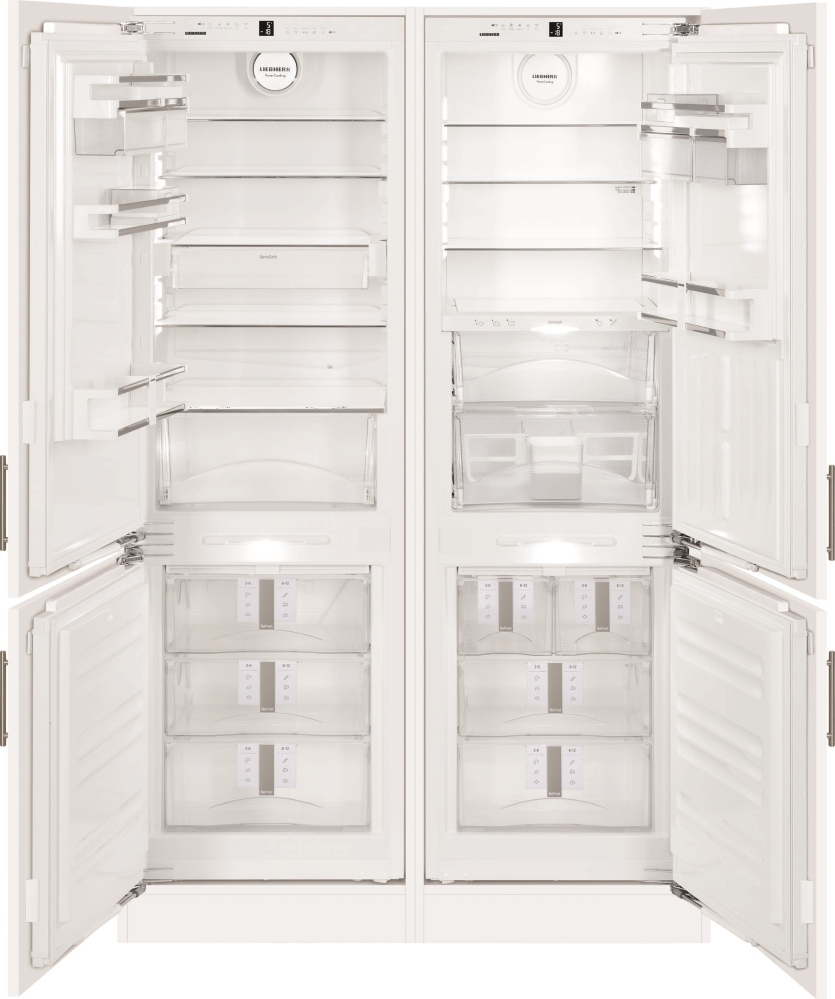 Встраиваемый холодильник LIEBHERR SBS 66I2 Premium NoFrost - 1